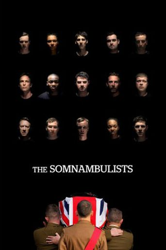 The Somnambulists Poster