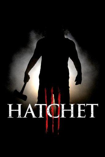 Hatchet III Poster