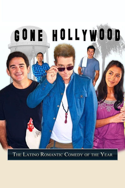 Gone Hollywood Poster