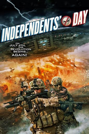 Independents' Day Poster
