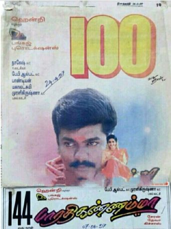 Bharathi Kannammaa Poster