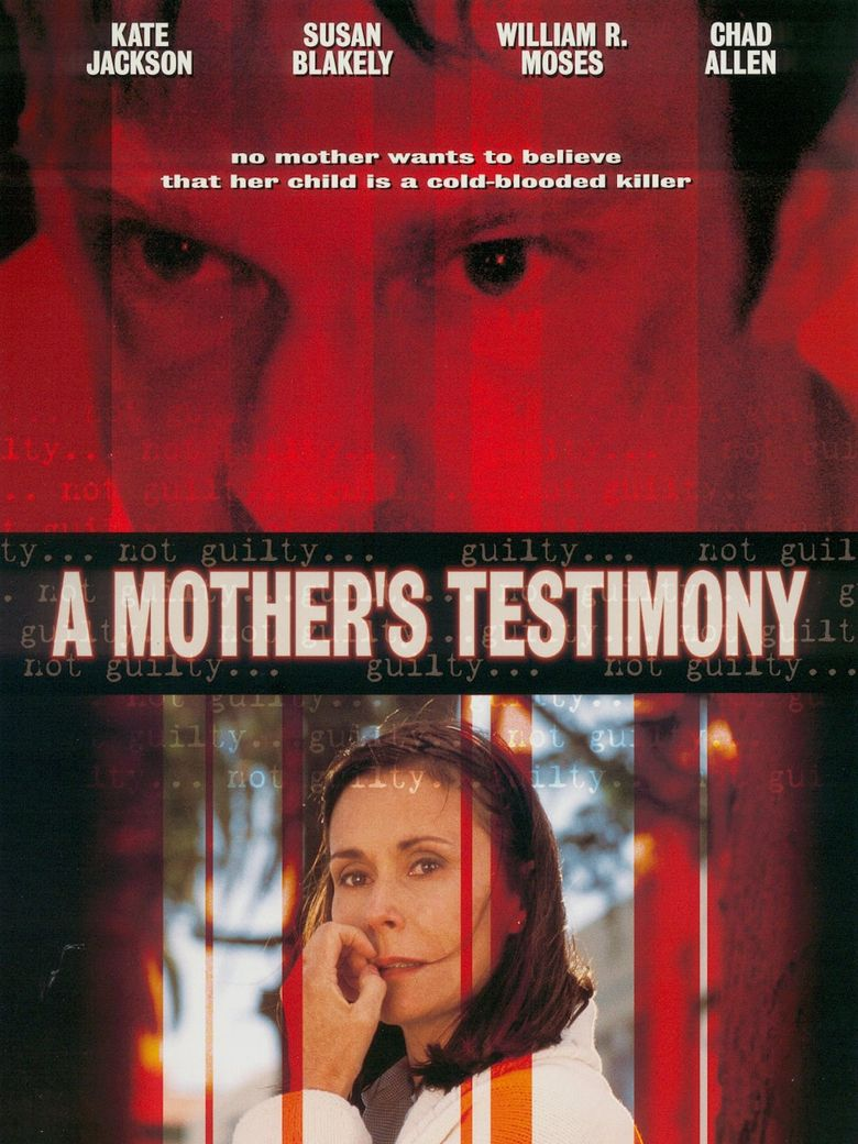 A Mother's Testimony Poster