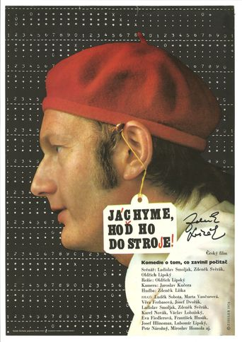 Joachim, Put It in the Machine Poster