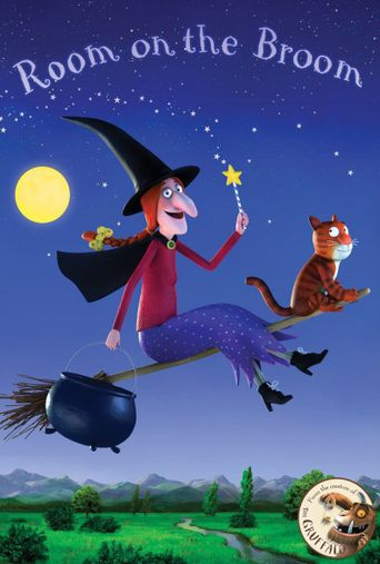 Room on the Broom Poster