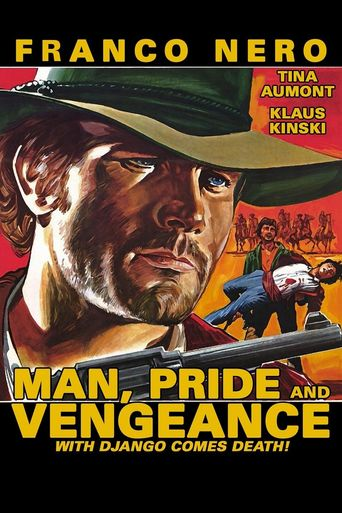 Pride and Vengeance Poster