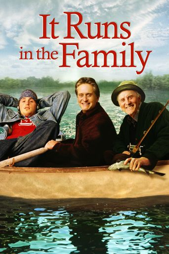 It Runs in the Family Poster