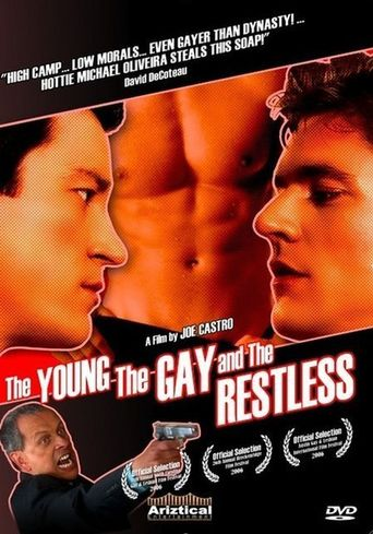 The Young, the Gay and the Restless Poster