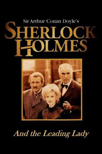 Sherlock Holmes and the Leading Lady Poster