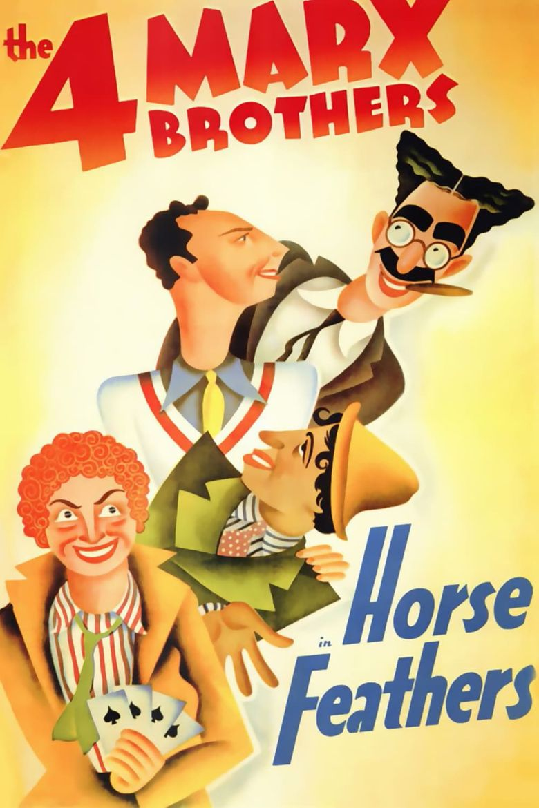 Horse Feathers Poster