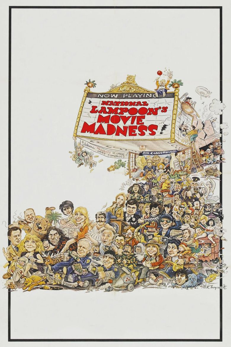 National Lampoon's Movie Madness Poster