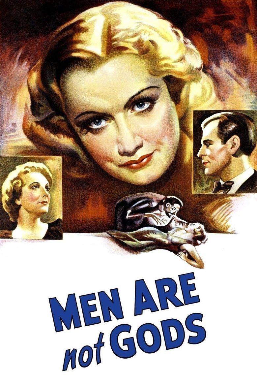 Men Are Not Gods Poster