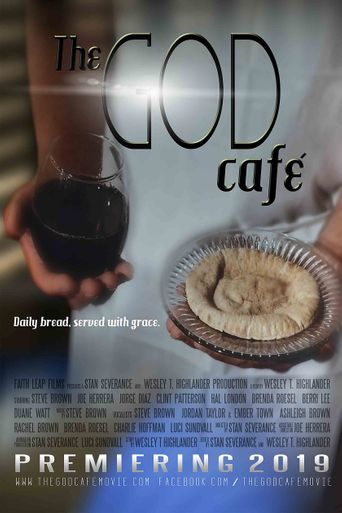 The God Cafe Poster