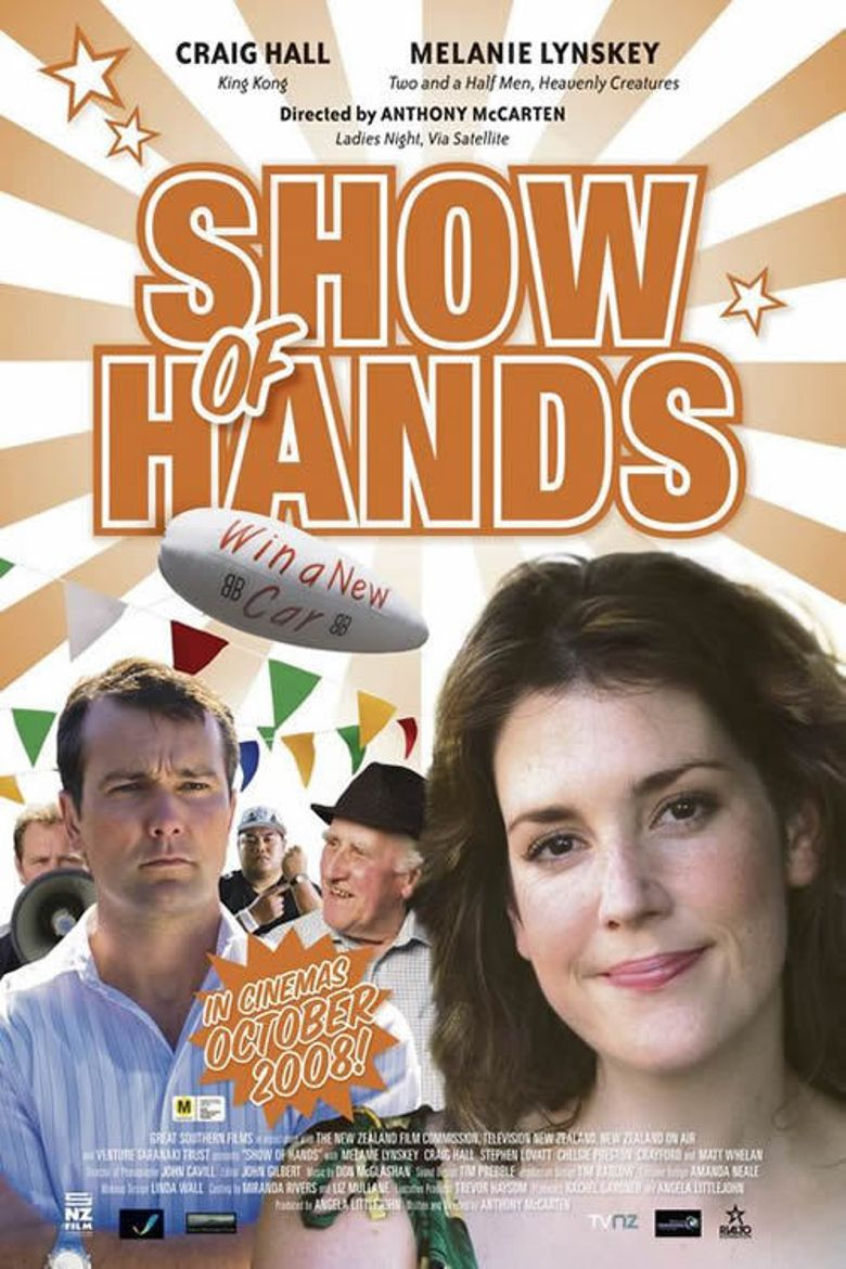Show of Hands Poster