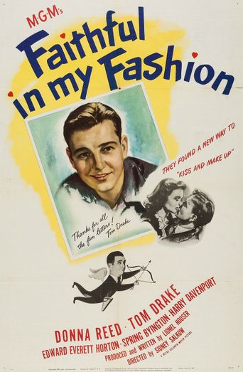 Faithful in My Fashion Poster