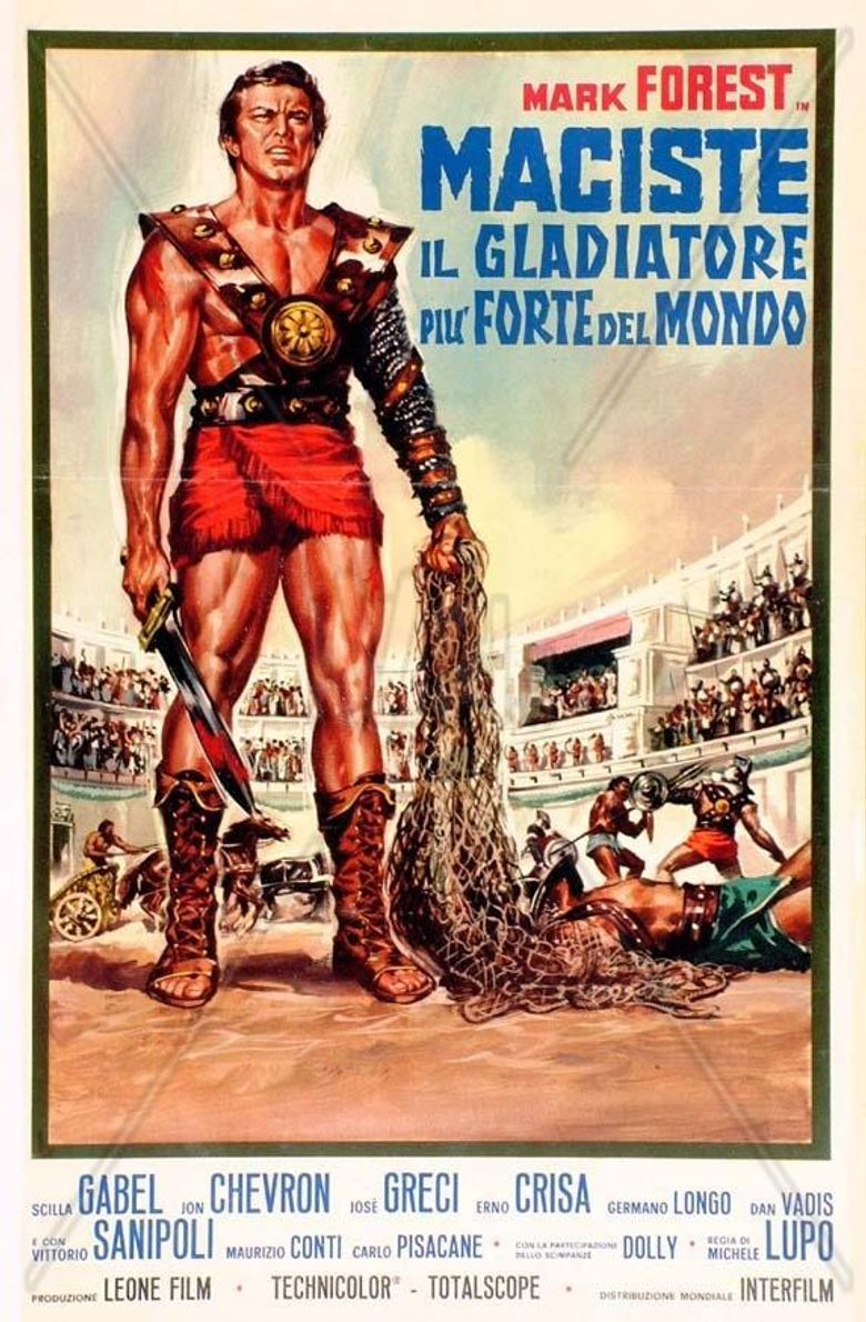 Colossus of the Arena Poster