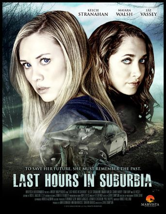 Last Hours in Suburbia Poster