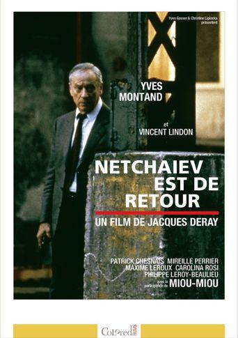 Netchaïev est de retour Poster