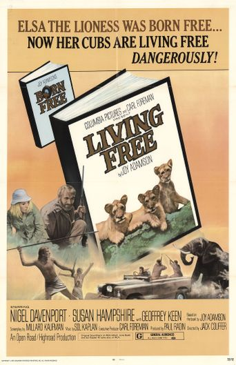 Living Free Poster