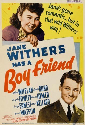 Boy Friend Poster