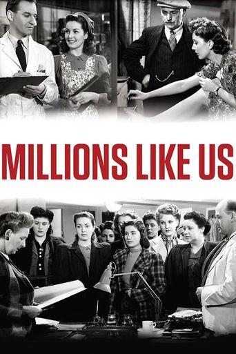 Millions Like Us Poster
