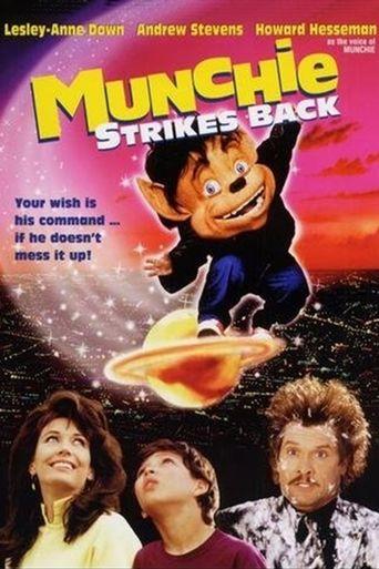 Munchie Strikes Back Poster