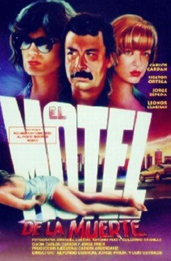 Motel of Death Poster