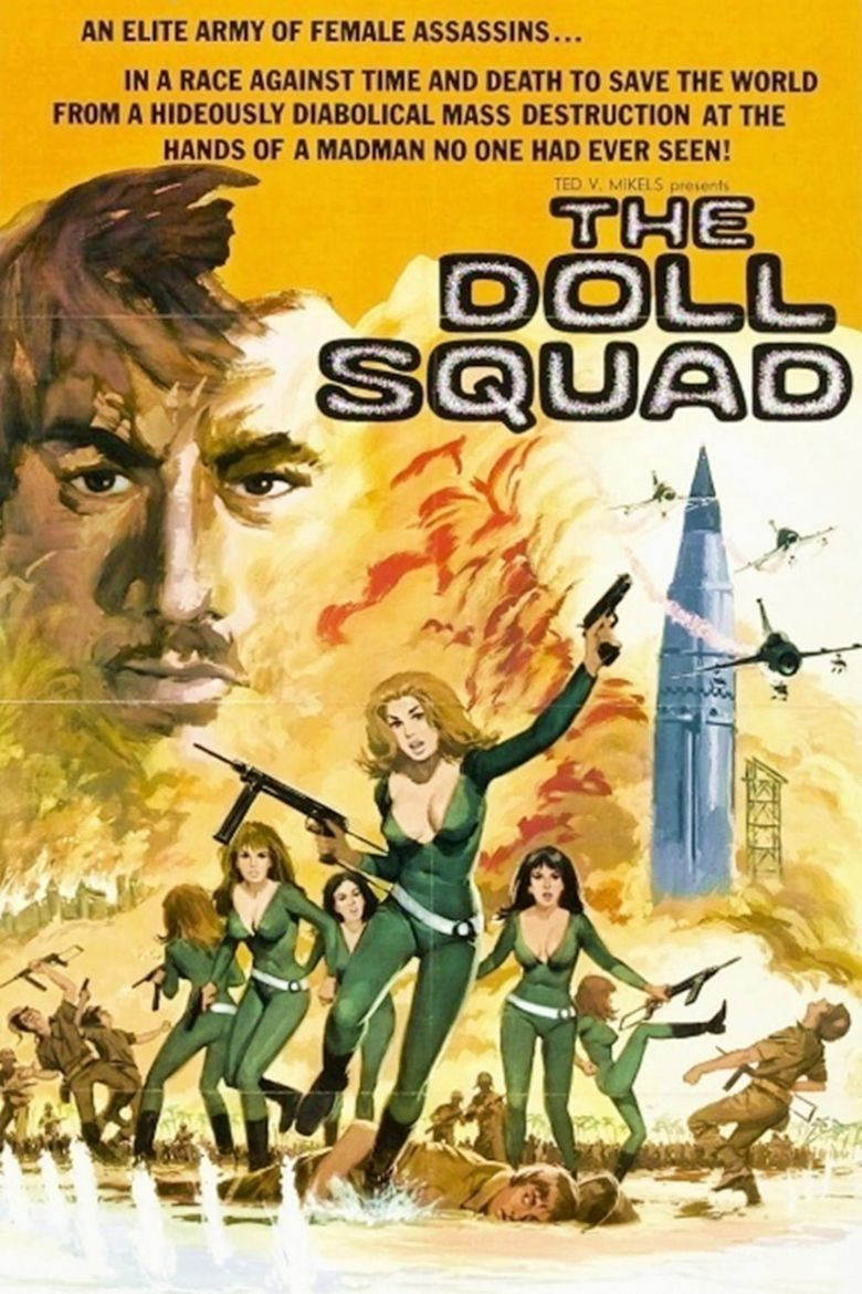 The Doll Squad Poster