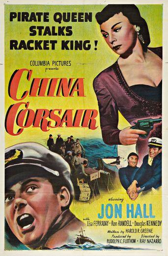 China Corsair Poster