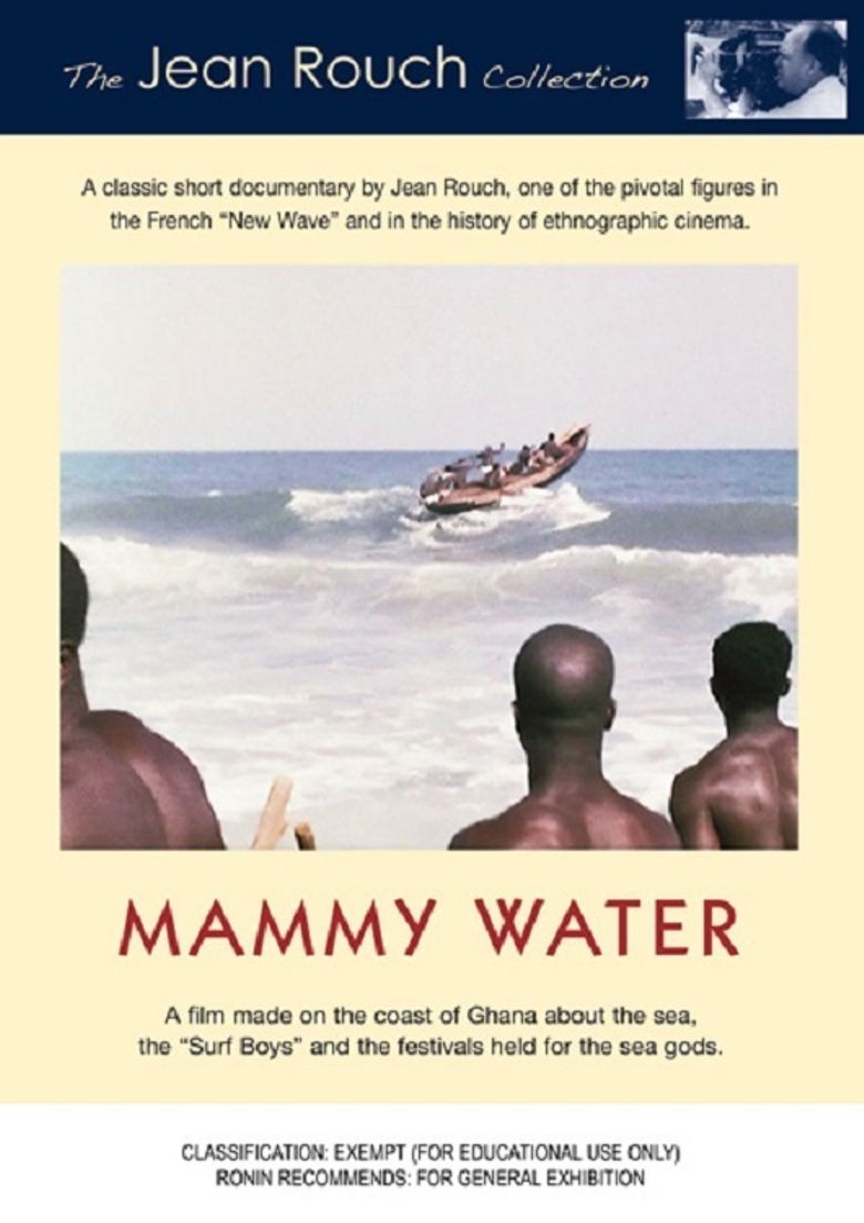 Mammy Water Poster