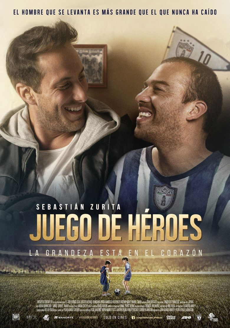 Heroes' Game Poster
