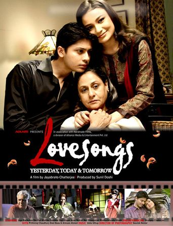Lovesongs: Yesterday, Today & Tomorrow Poster