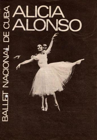 Alicia Alonso y el Ballet Nacional de Cuba Poster