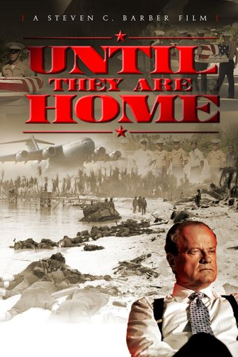 Until They Are Home Poster