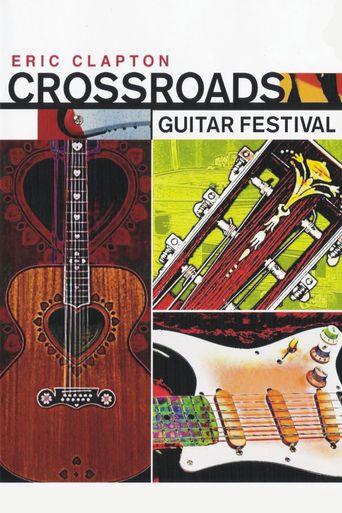 Eric Clapton: Crossroads Guitar Festival 2013 Poster