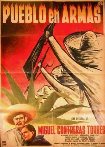 Pueblo en armas Poster