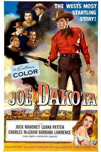 Joe Dakota Poster