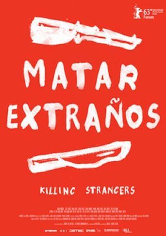 Killing Strangers Poster
