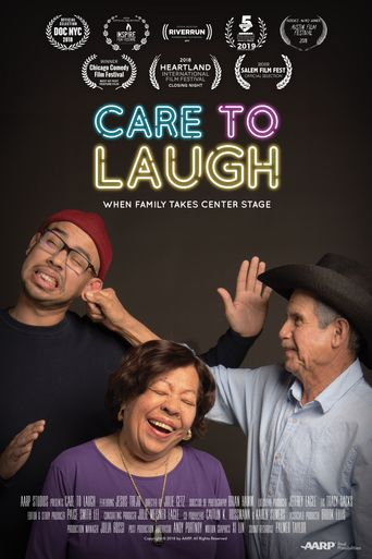Care to Laugh Poster