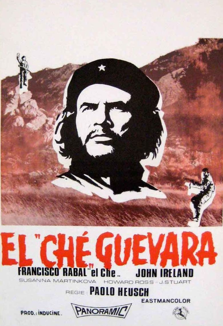 Bloody Che Contra Poster