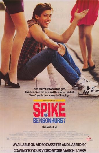 Spike of Bensonhurst Poster