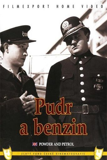 Pudr a benzin Poster