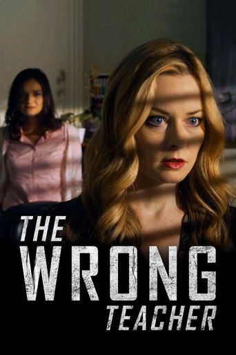 The Wrong Teacher Poster