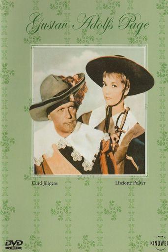 Gustav Adolfs Page Poster
