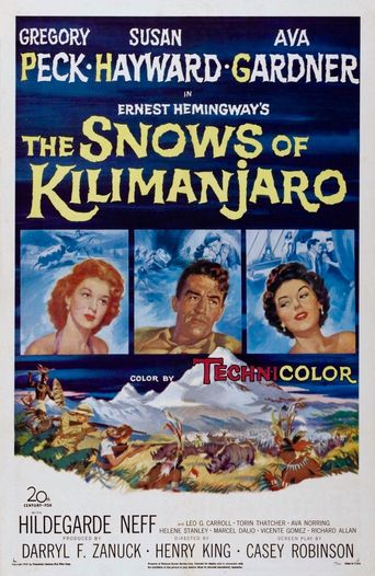 Watch The Snows of Kilimanjaro