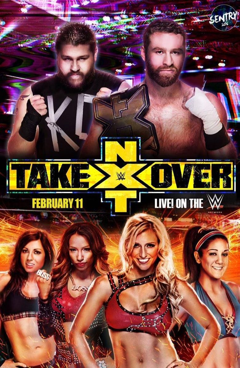 NXT TakeOver: Rival Poster