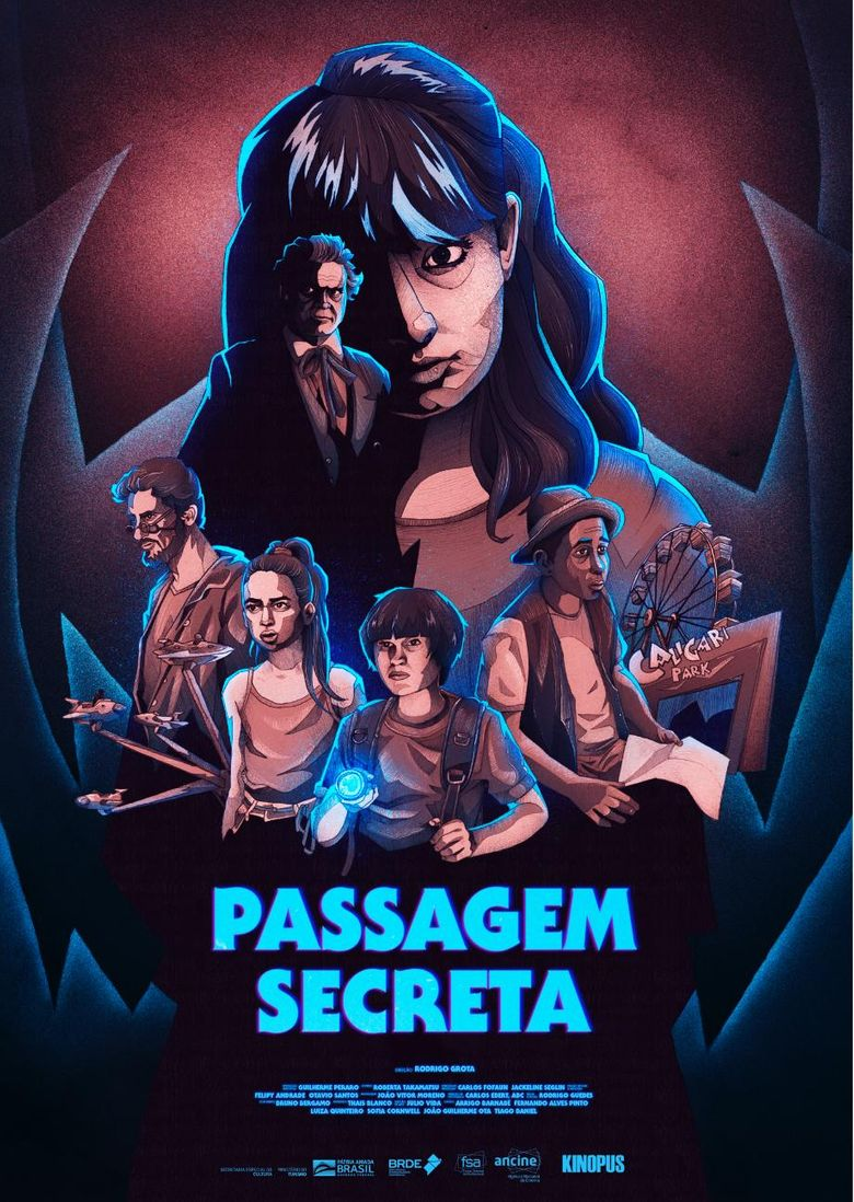 Passagem Secreta Poster