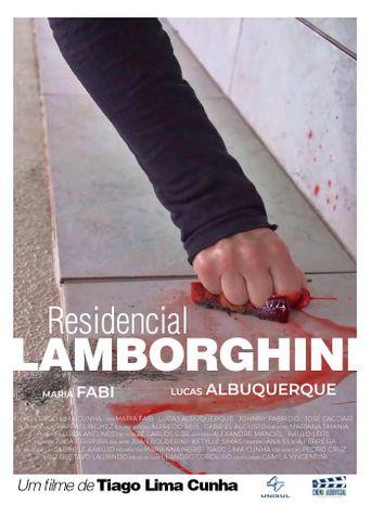 Residencial Lamborghini Poster