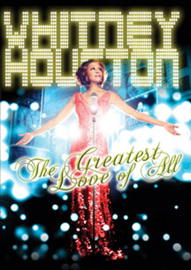 The Greatest Love of All: Whitney Houston Poster