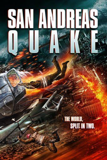San Andreas Quake Poster