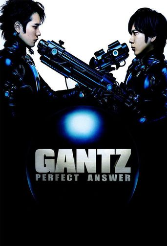 Gantz: Perfect Answer Poster